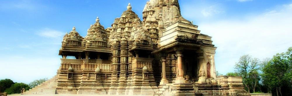 Наше путешествие по Индии - Кхаджурахо