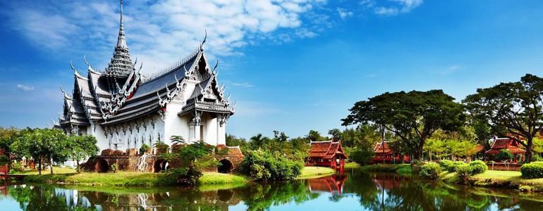 Первая поездка в Таиланд