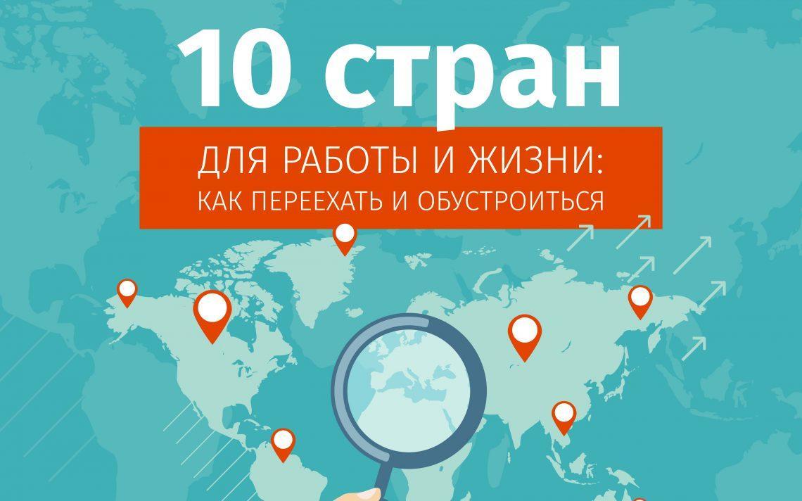 10 стран для работы и жизни