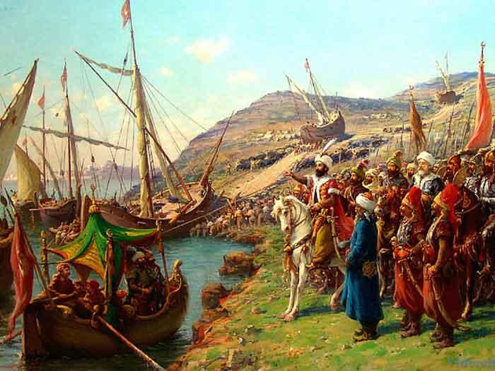 Легенды и мифы древней Турции