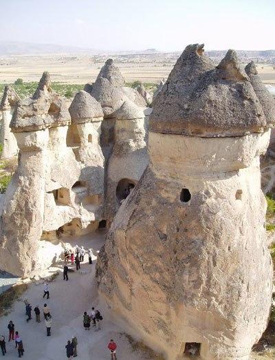 Каппадокия - легенды Турции