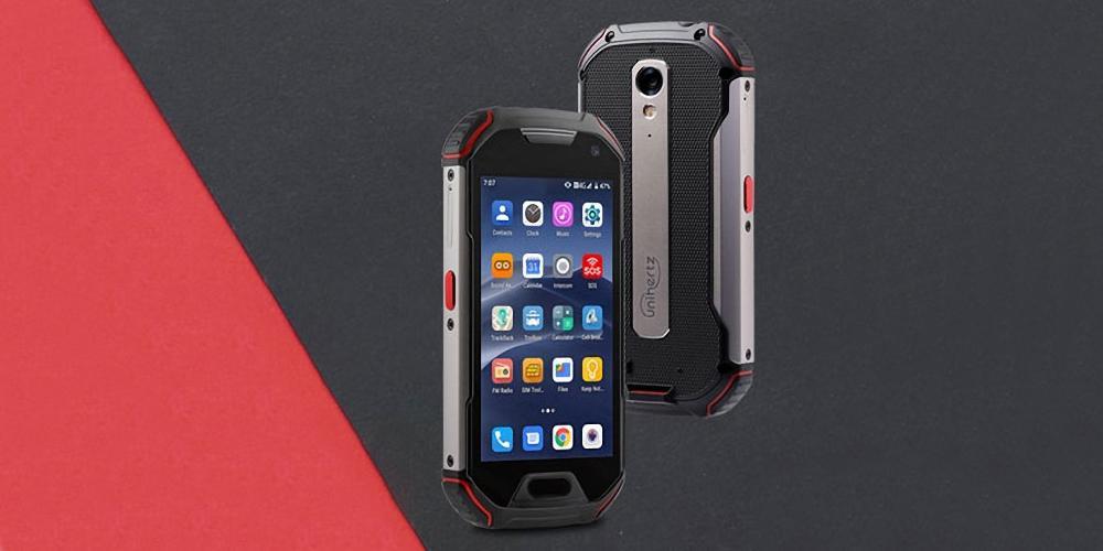 Unihertz Atom XL: компактный смартфон с NFC