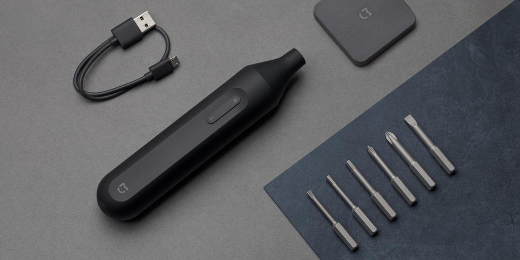 Xiaomi выпустила электроотвёртку Mijia All-in-one - Лайфхакер