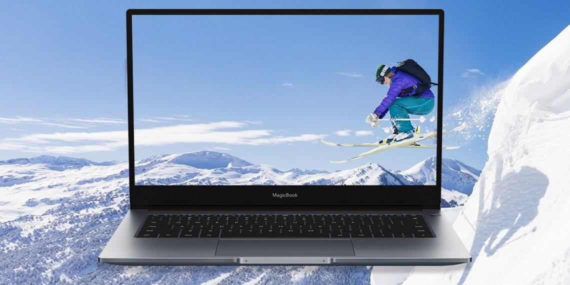 Honor представила новые ноутбуки MagicBook 14 и 15