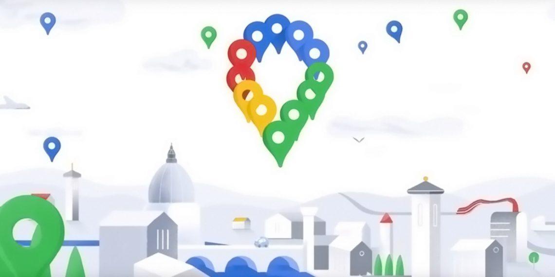 «Google Карты» получили 5 новых функций и логотип - Лайфхакер