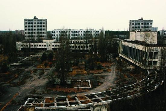 Припять — город-призрак со своей историей