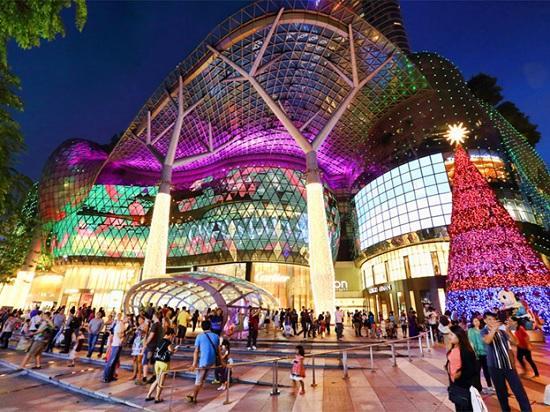 Фантастическая Орчард-роуд – Визитная карточка Сингапур
