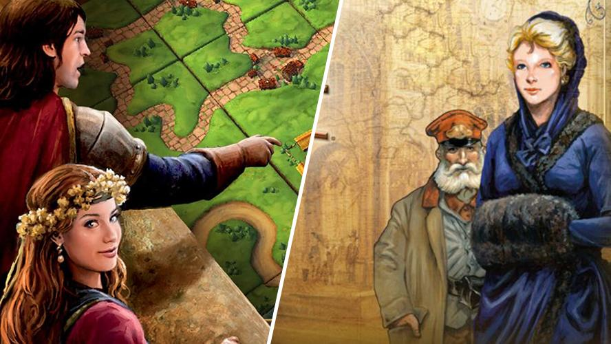 Epic Games Store раздаёт Carcassonne и Ticket To Ride - Лайфхакер