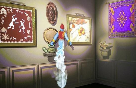 3D-музей «естественных загадок» открывает свои двери в Абу-Даби