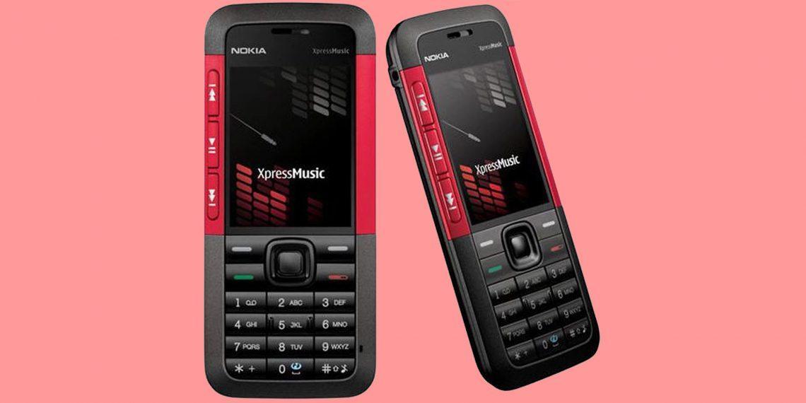 Легендарный Nokia 5310 XpressMusic могут возродить