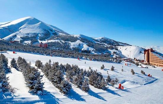 Катание на лыжах в Эрзуруме: от склона до хамама