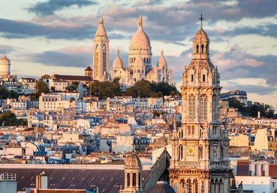 Монмартр в Париже: лучшие достопримечательности