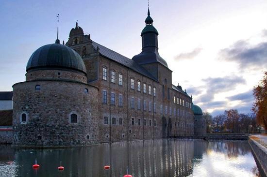 Самые впечатляющие места Швеции: Вадстенский замок