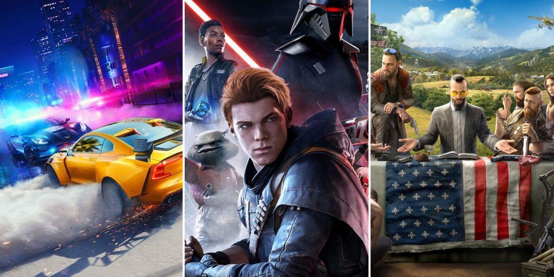 Распродажа «Настоящие фавориты» в PlayStation Store