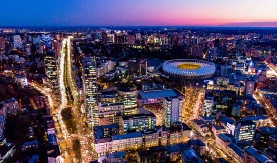 Украина – красивая и независимая страна