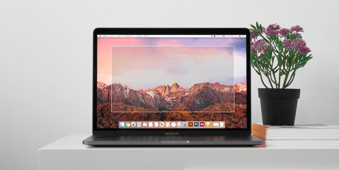 Как сделать скриншот выбранной области на Mac - Лайфхакер
