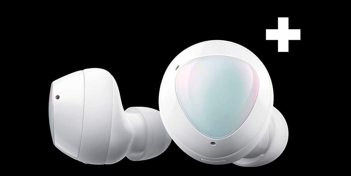 Samsung представила TWS-наушники Galaxy Buds+