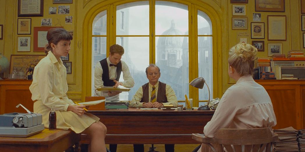 Первый трейлер фильма «Французский диспетчер»