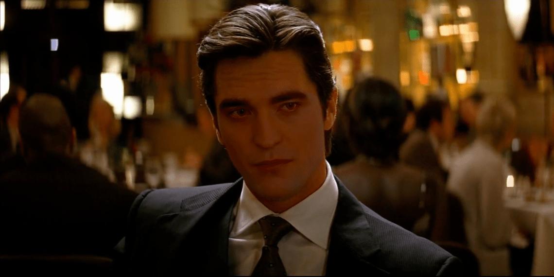 Роберт Паттинсон в роли Бэтмена в «Тёмном рыцаре»