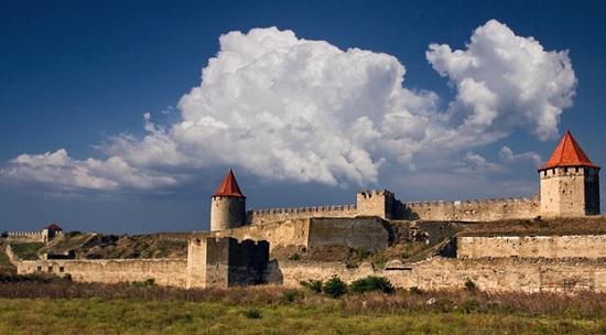 Бендерская крепость (Молдова) — Исторический военно-мемориальный комплекс