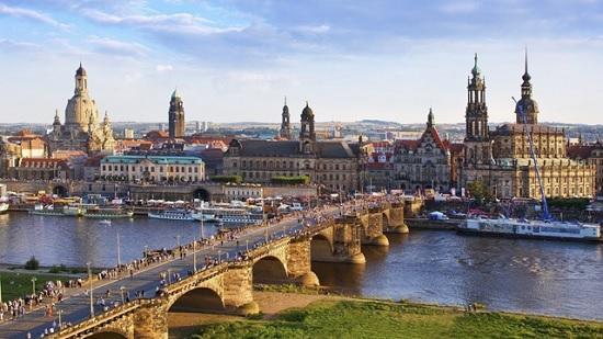 Дрезден, Германия – сосредоточение шедевров мирового искусства