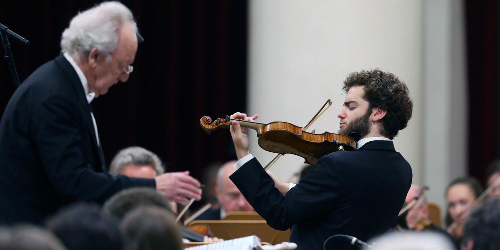 Питерская филармония будет транслировать концерты