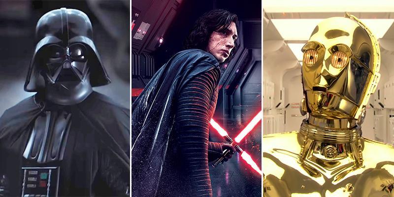 Герои «Звёздных войн» глазами мамы