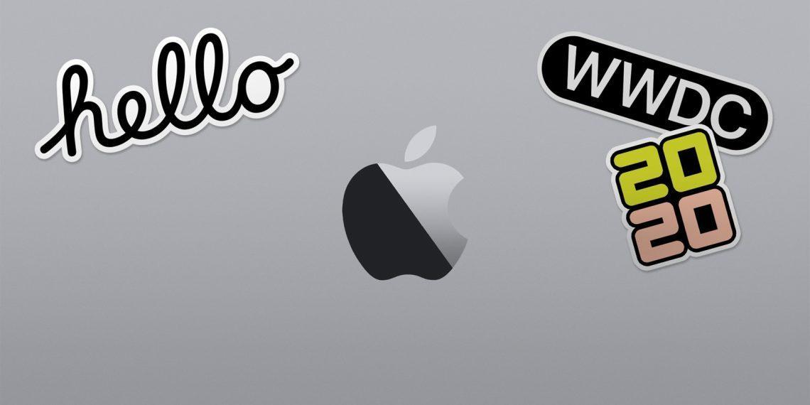 Apple проведёт конференцию WWDC в онлайн-формате