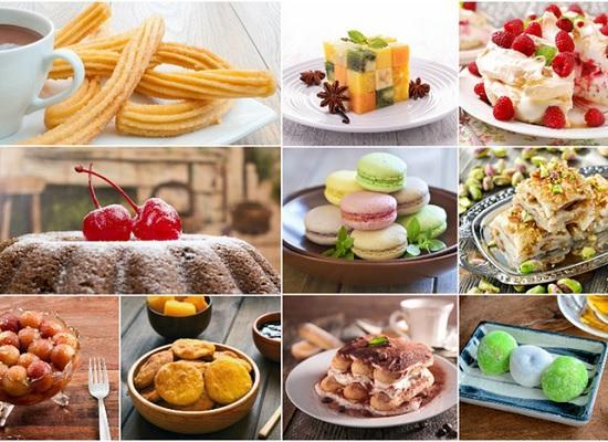 Десерты, которые стоит попробовать, путешествуя по миру