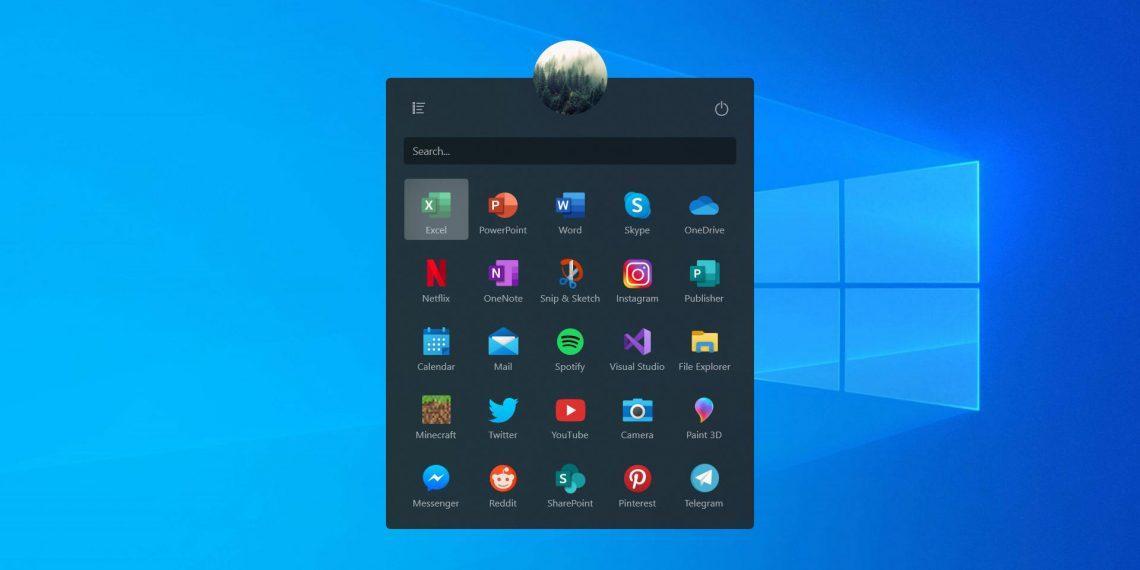 Видео дня: демонстрация нового дизайна Windows 10