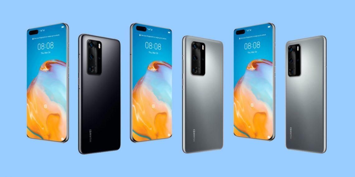 Huawei P40 полностью рассекретили до презентации