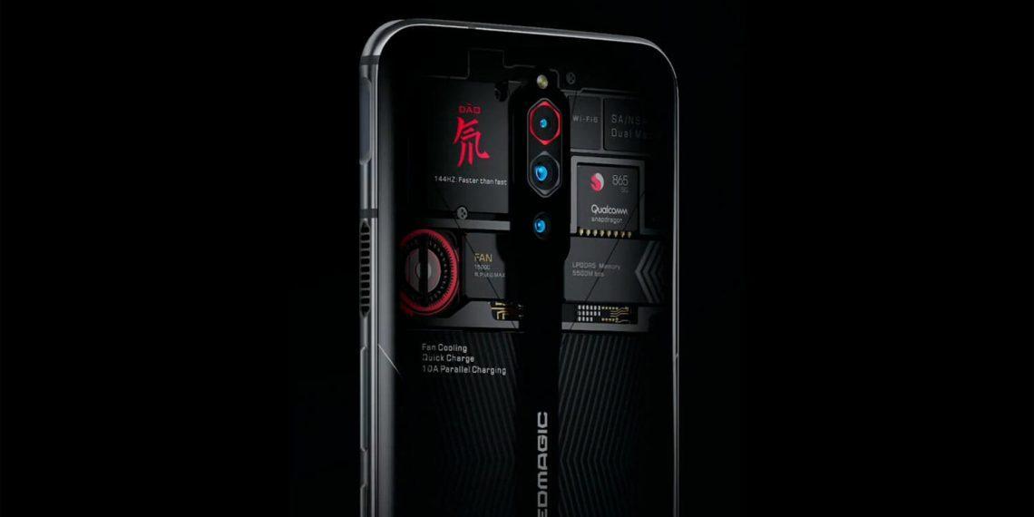 Представлен Nubia Red Magic 5G с экраном 144 Гц