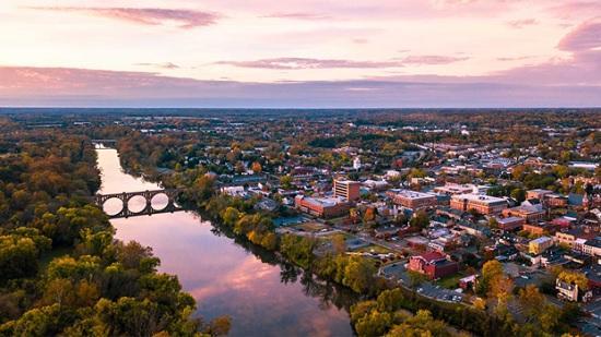 Живописная Вирджиния — один из самых легендарных штатов США