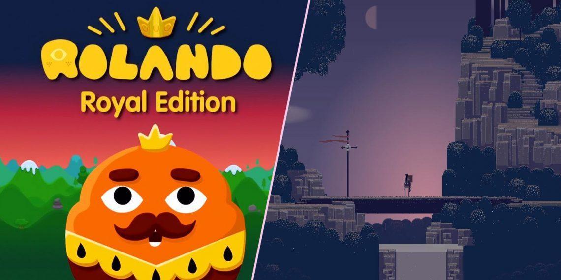 Началась раздача Rolando: Royal Edition и Superbrothers