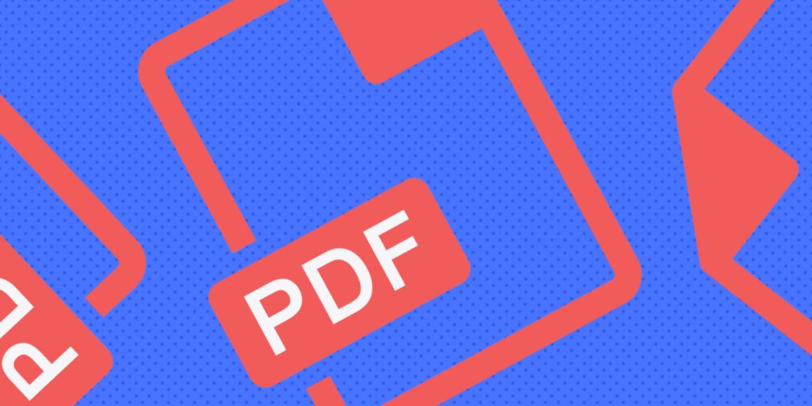 7 бесплатных программ для работы c PDF