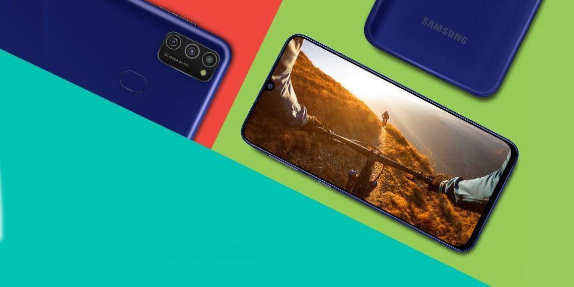 Samsung Galaxy M21 получил аккумулятор на 6 000 мА·ч