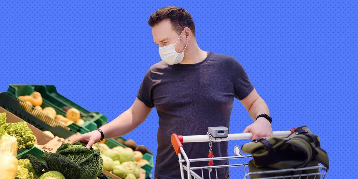 Как ходить за продуктами во время пандемии