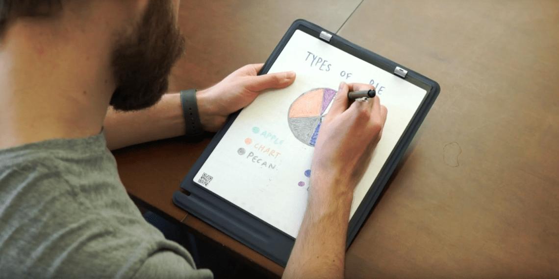 Rocketbook Orbit — бесконечный блокнот