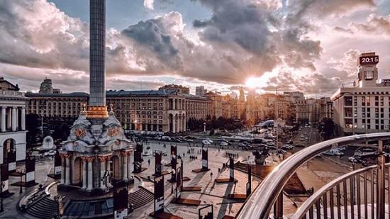 Киев: самые интересные места устами местного блогера