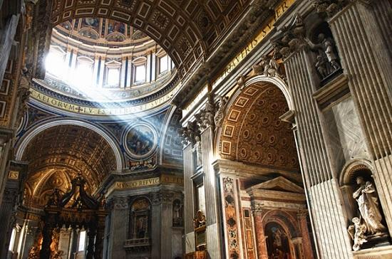 Ватикан – удивительный мир истории и религии в сердце Рима