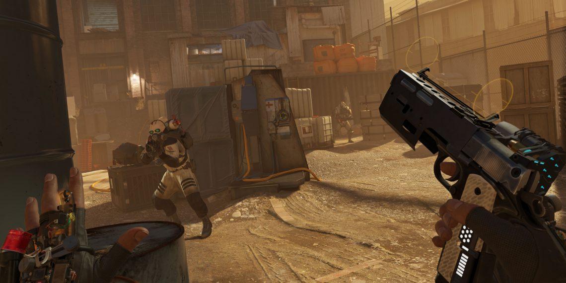 Полный восторг: первая реакция на Half-Life: Alyx