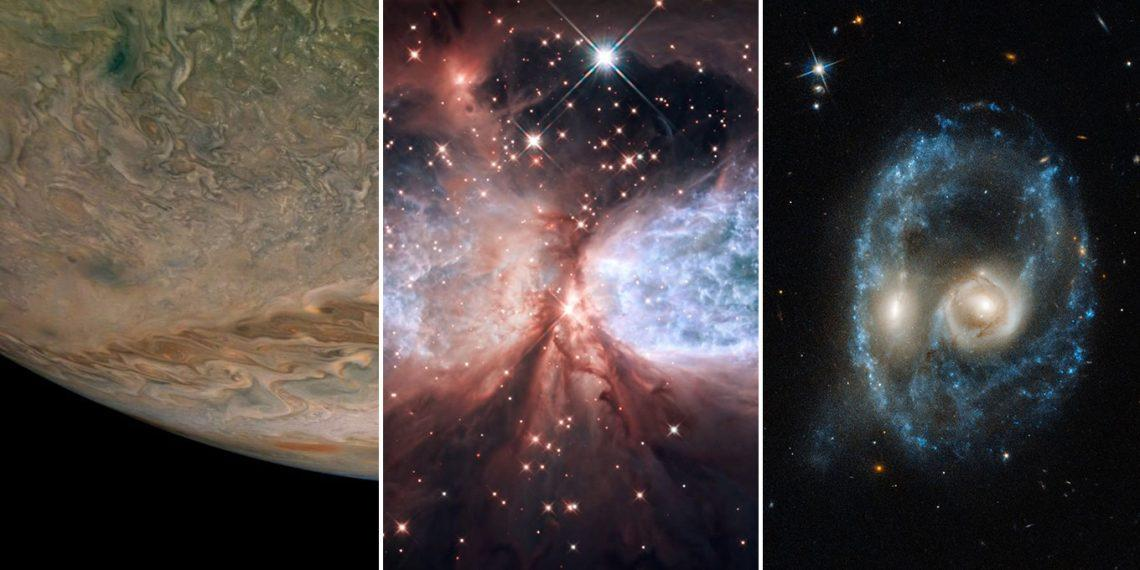 20 крутых фото космоса из блога НАСА