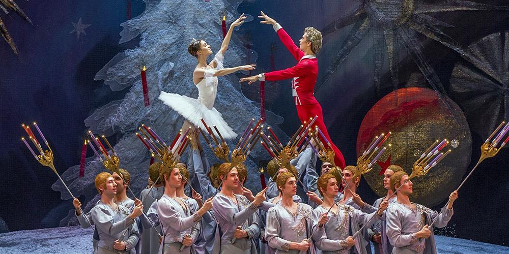 Большой театр покажет «Щелкунчика» в режиме онлайн