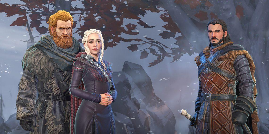 По «Игре престолов» вышла новая игра для Android и iOS
