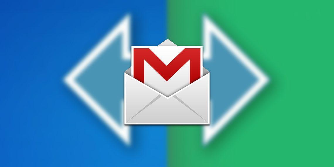 Как настроить размер боковой панели Gmail