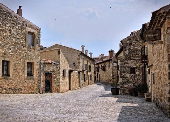Испания. Комфортные места для отдыха интроверта
