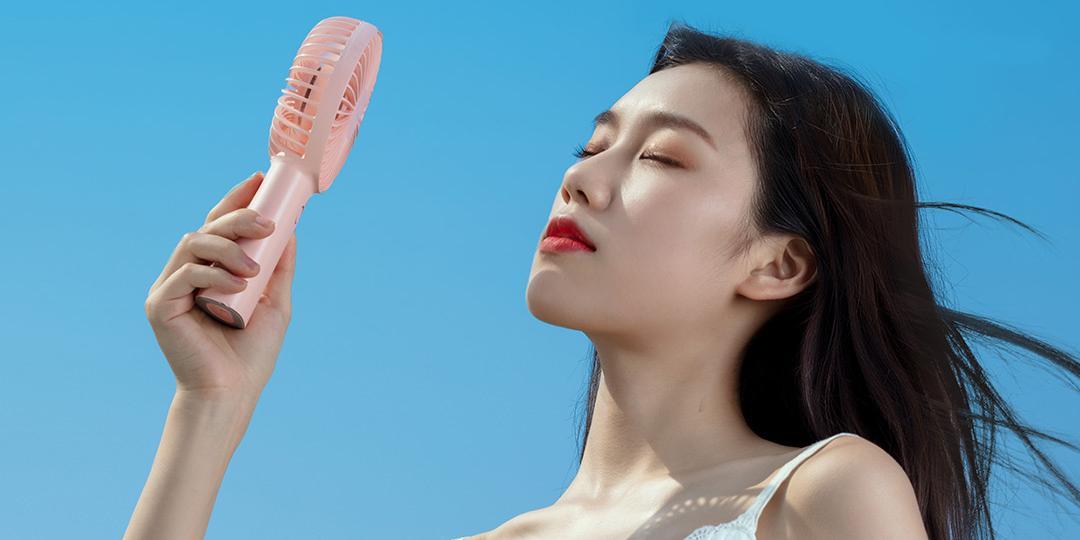 Xiaomi анонсировала беспроводные вентиляторы