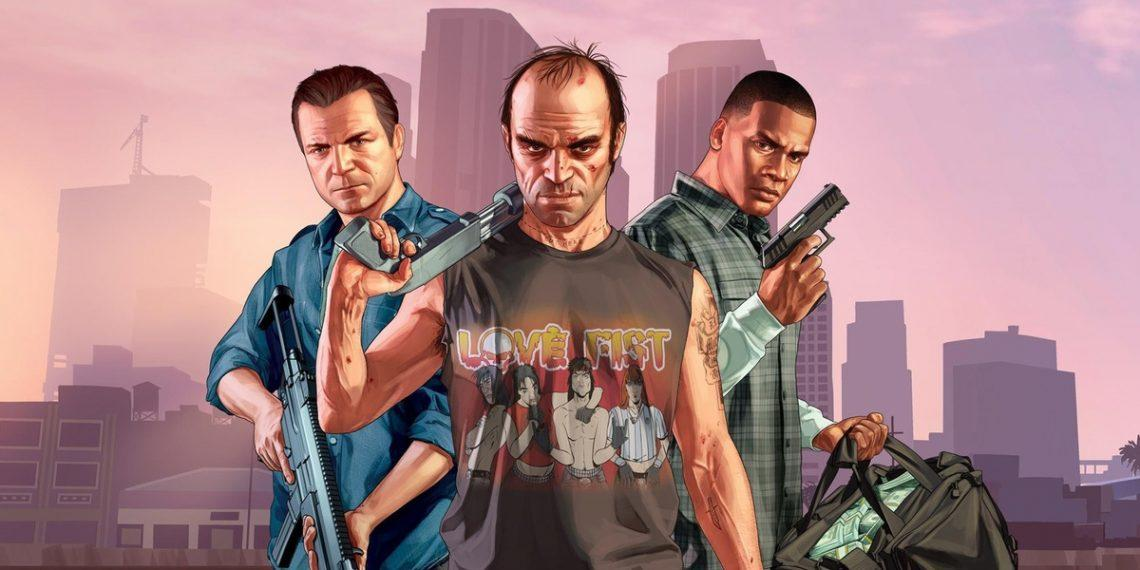 Epic Games Store раздаёт Grand Theft AutoV