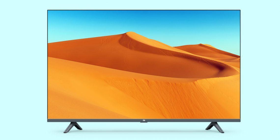 Xiaomi представила доступный 43-дюймовый Mi TV