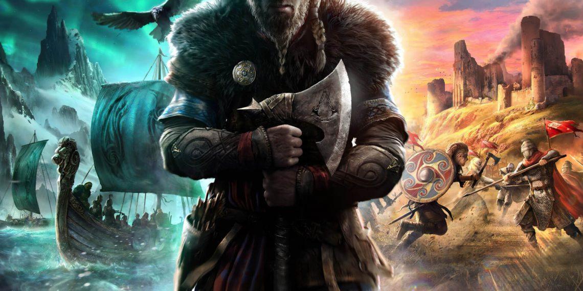 Ubisoft представила Assassin's Creed Valhalla